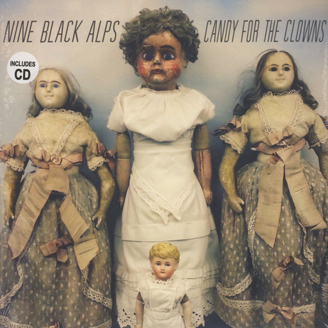 Nine Black Alps - Candy For The Clown