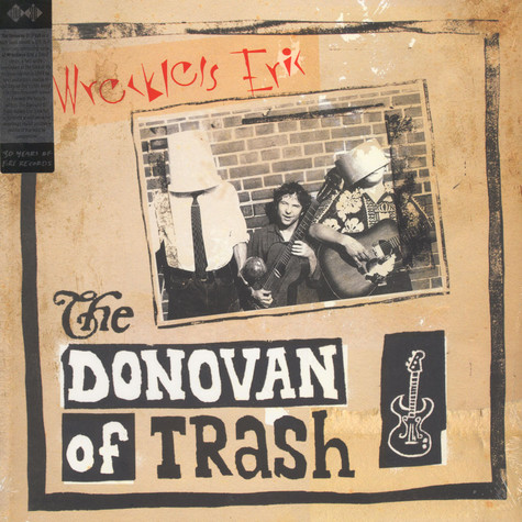 Wreckless Eric - The Donovan Of Trash