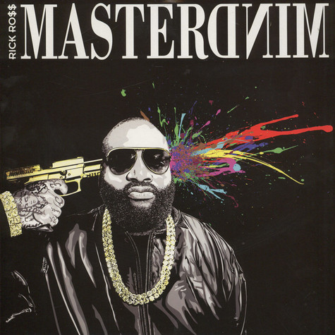 Rick Ross - Mastermind Green Vinyl Edition