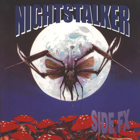 Nightstalker - Side FX Black Vinyl Edition