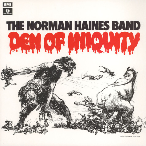 Norman Haines Band - Den Of Iniquity