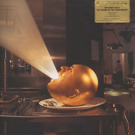 Mars Volta, The - De-Loused In The Comatorium Gold Vinyl Edition