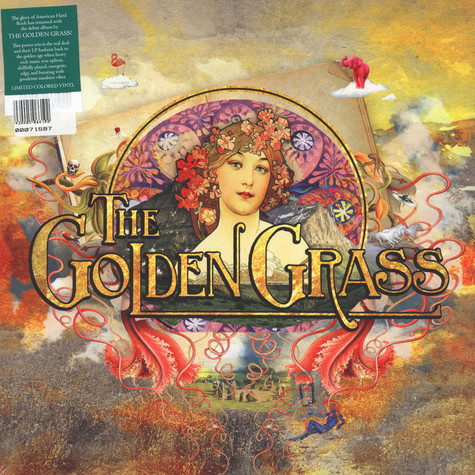 Golden Grass, The - The Golden Grass Green Vinyl Edition