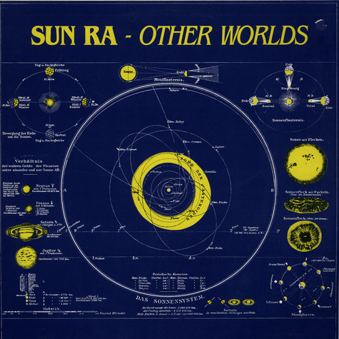Sun Ra Arkestra, The - Other Worlds