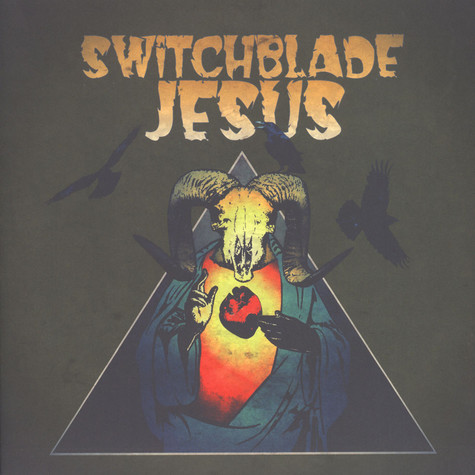 Switchblade Jesus - Switchblade Jesus Black Vinyl Edition