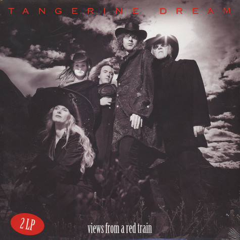 Tangerine Dream - Views from a red train
