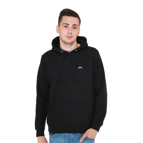 Stüssy - Stock Embroidery Hoodie