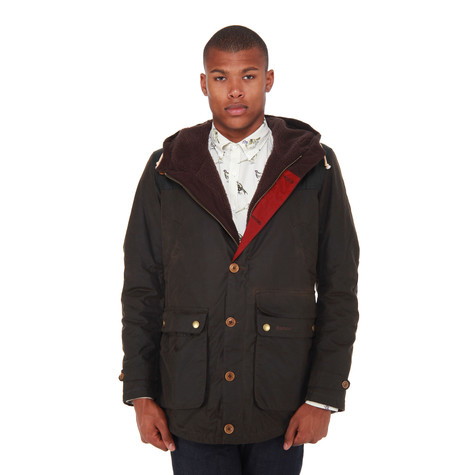 Barbour - Game Parka