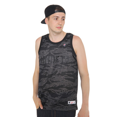 Undefeated - 00 Mesh Tank Top