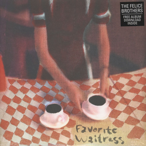 Felice Brothers, The - Favorite Waitress