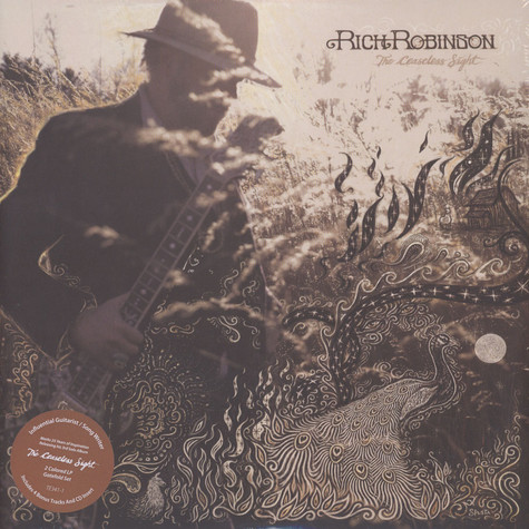 Rich Robinson of The Black Crowes - Ceaseless Sight