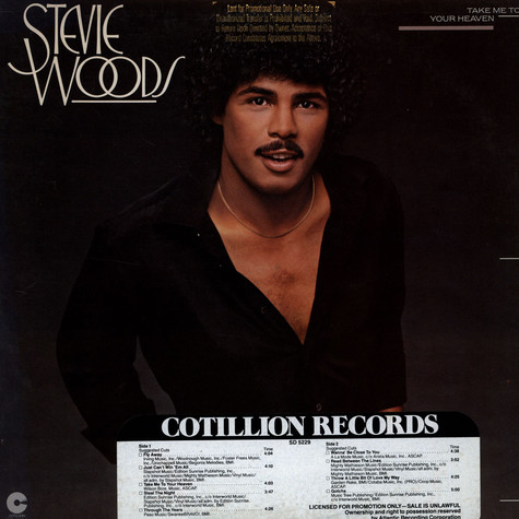 Stevie Woods - Take Me To Your Heaven