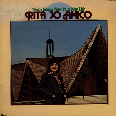 Rita Jo Amico - You're Gonna Love Your New Life