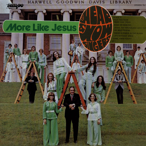 Hear And Now Singers, The - More Like Jesus