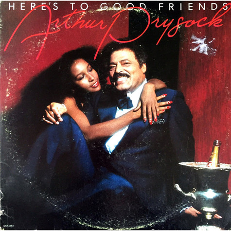 Arthur Prysock - Here's To Good Friends