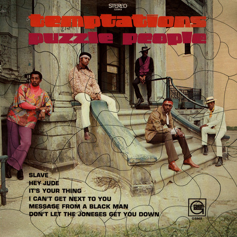 Temptations, The - Puzzle People