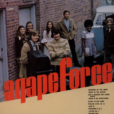 Agape Force - Agape Force