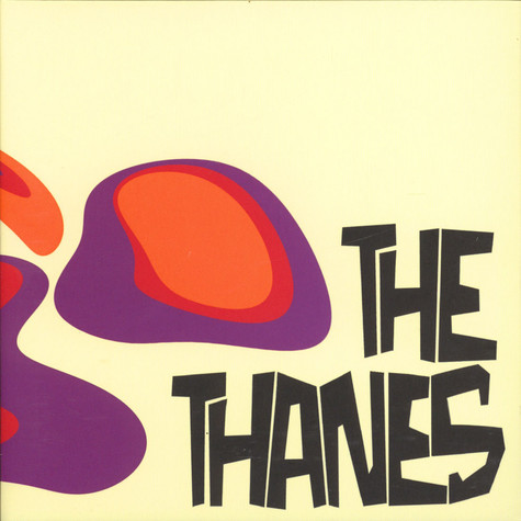 Thanes, The - Dishin' The Dirt