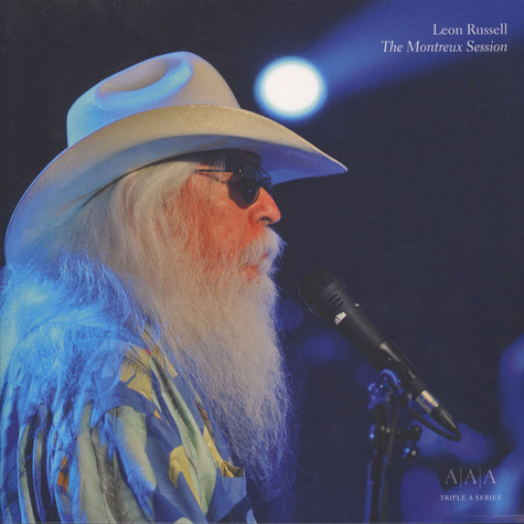 Leon Russell - Monreux Session