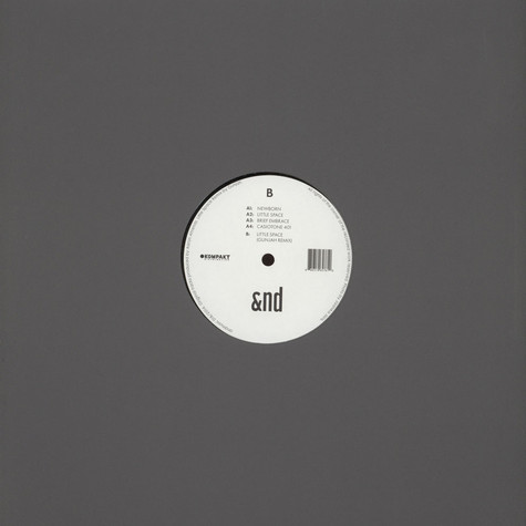 Aaron Ahrends - Brief Embrace EP