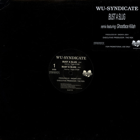 Wu Syndicate - Bust A Slug