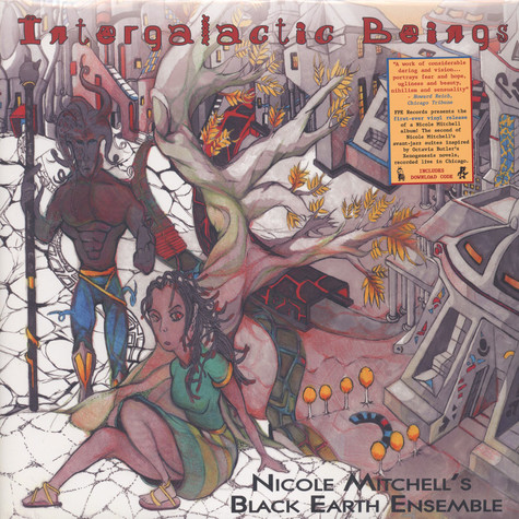 Nicole Michell's Black Earth Ensemble - Intergalactic Beings