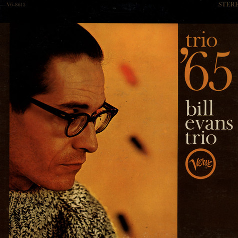 Bill Evans Trio, The - Trio '65