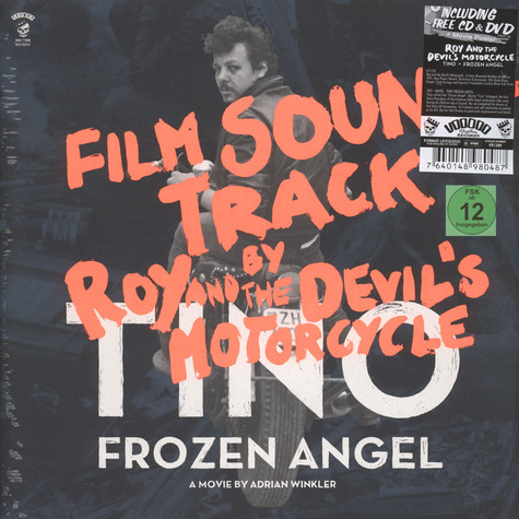 Roy & The Devil's Motorcycle - OST Tino - Frozen Angel