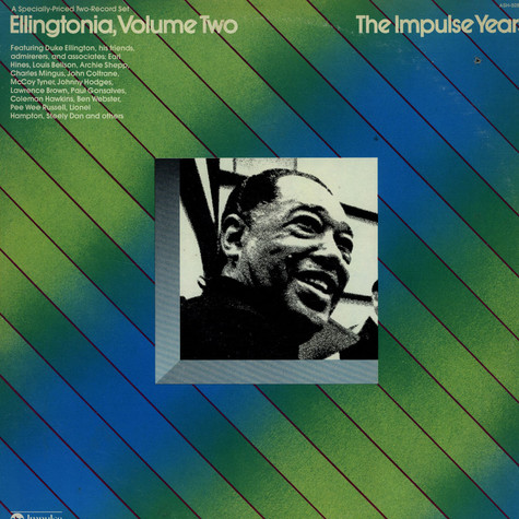 V.A. - Ellingtonia, Volume Two - The Impulse Years