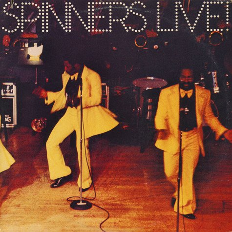 Spinners - Spinners Live!