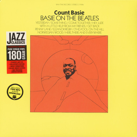 Count Basie - Basie On The Beatles