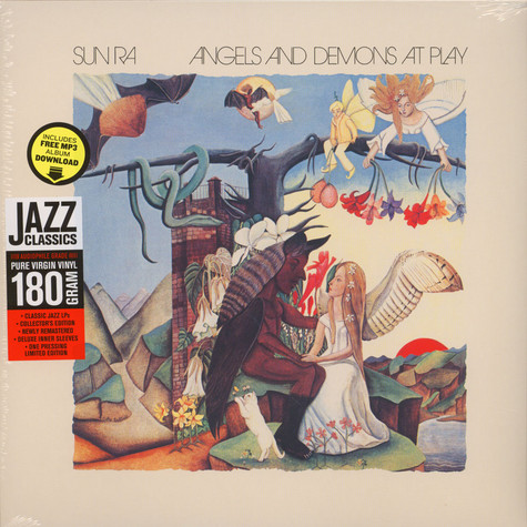 Sun Ra - Angel And Demons At Play