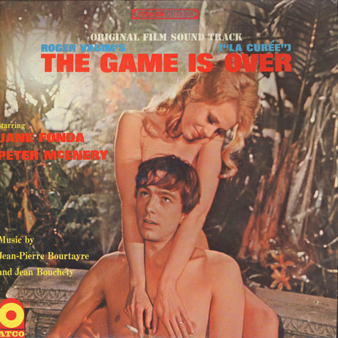 Jean-Pierre Bourtayre / Jean Bouchéty - The Game Is Over (Original Film Sound Track)