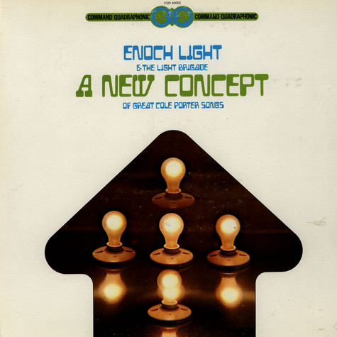 Enoch Light And The Light Brigade - A New Concept Of Great Cole Porter Songs