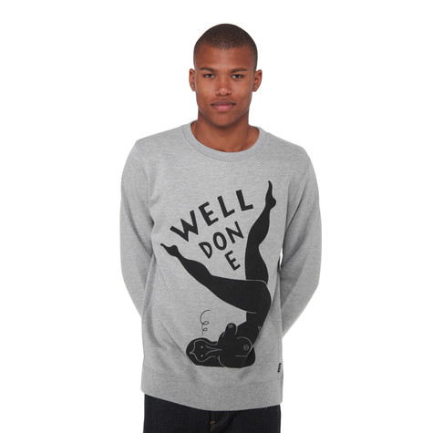 Rockwell by Parra - Well Done Sweater