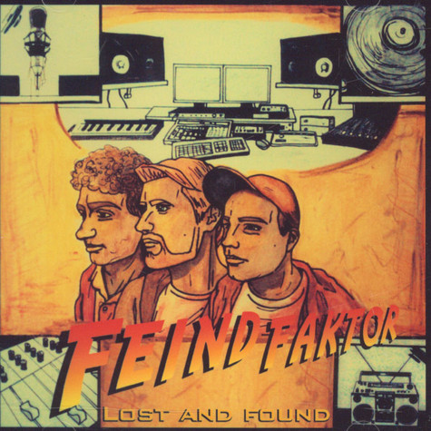 Feindfaktor - Lost And Found