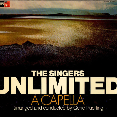 Singers Unlimited, The - A Capella