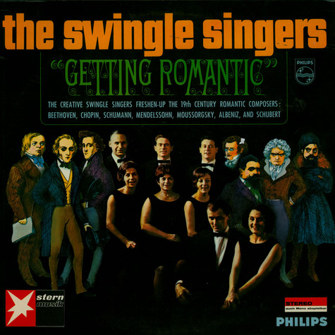 Les Swingle Singers - Getting Romantic