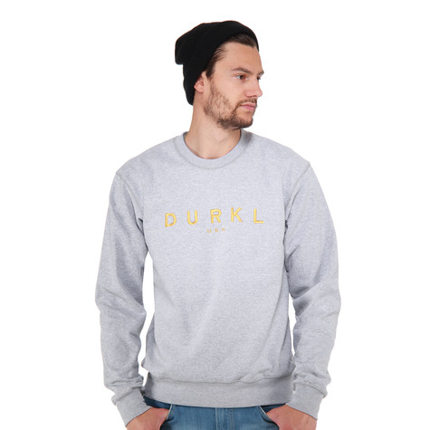 Durkl - Gold Crew Sweater