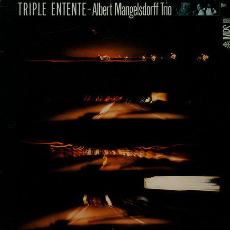 Albert Mangelsdorff Trio - Triple Entente