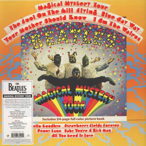 Beatles, The - Magical Mystery Tour Remastered Mono Edition