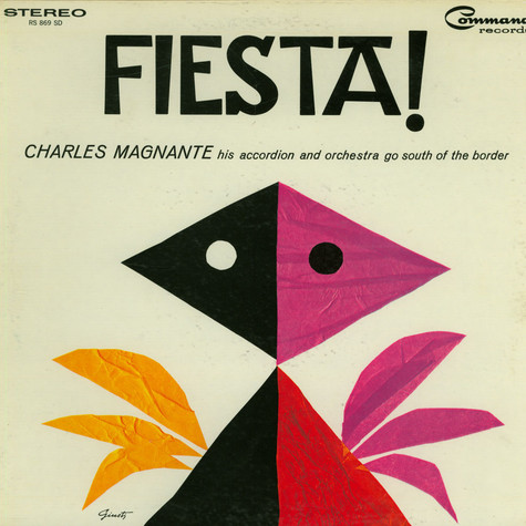 Charles Magnante And His Orchestra - Fiesta!