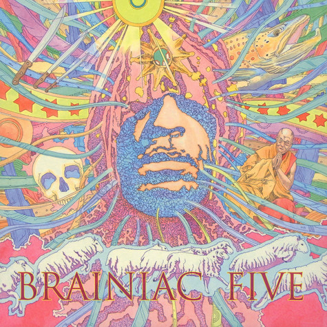 Brainiac Five - Space Is The Place