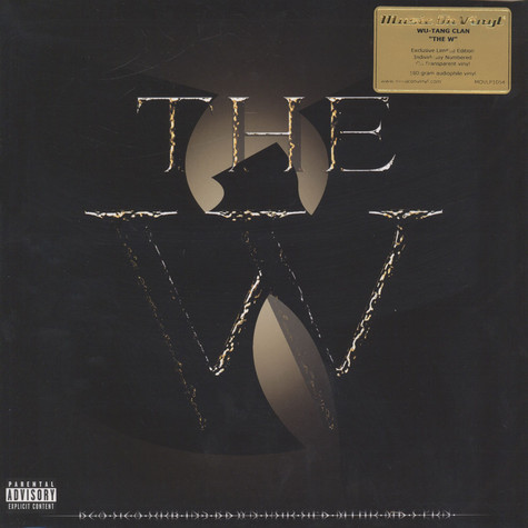 Wu-Tang Clan - The W Clear Vinyl Edition