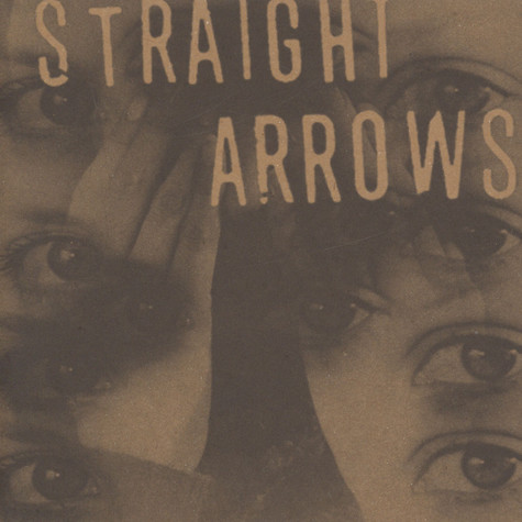 Straight Arrows - Make Up Your Mind/two Timer