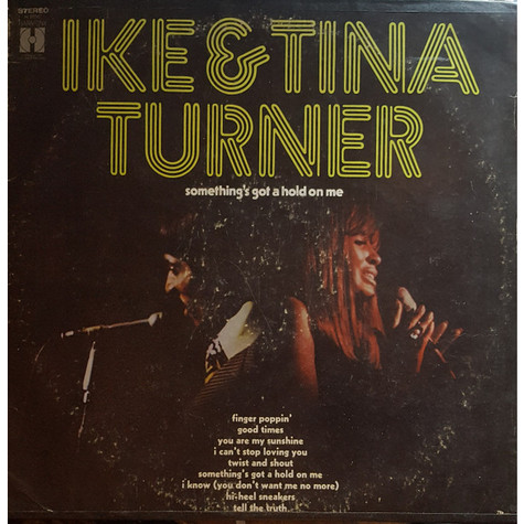 Ike & Tina Turner - Something's Got A Hold On Me