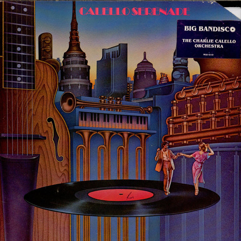 Charlie Calello Orchestra, The - Calello Serenade