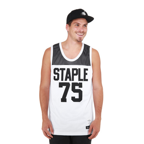 Staple - Basic Basketball Jersey