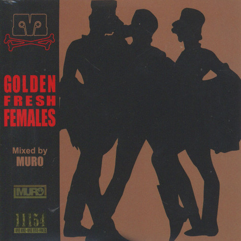 DJ Muro - Golden Fresh Females