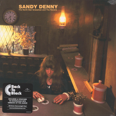 Sandy Denny - The North Star Grassman And The Ravens Back To Black Edition